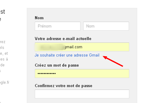 gmail-adresse