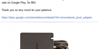 La vente des chromebooks bientt sur le Play Store ?