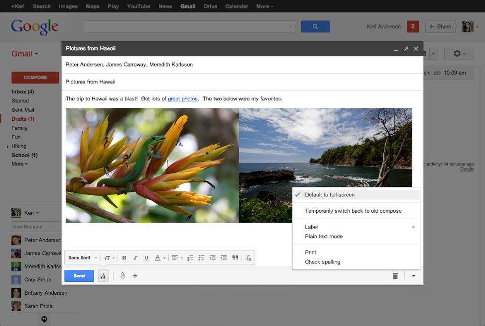 gmail-plein-ecran