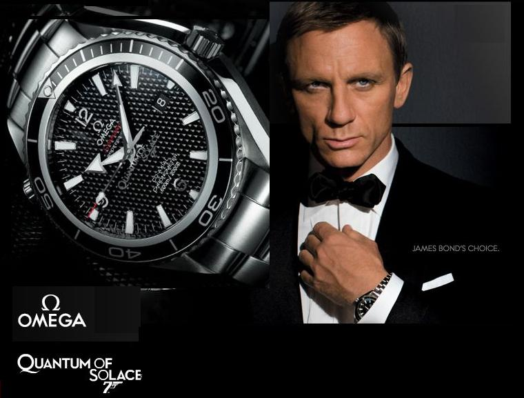 Omega-James-Bond-Watch