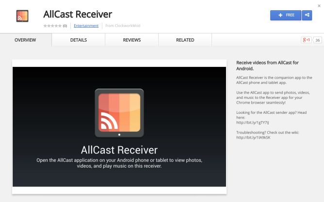 all-cast-receiver
