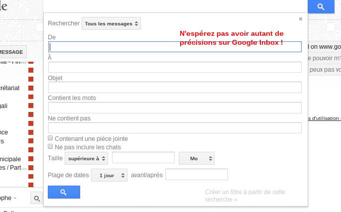 recherche-gmail