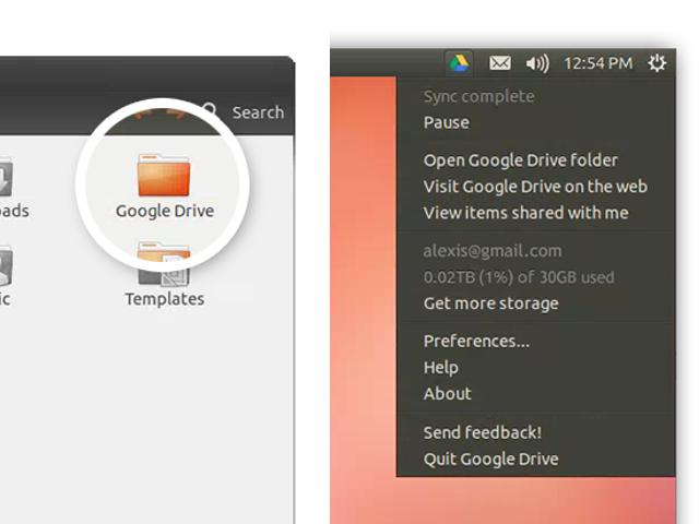 google-drive-linux